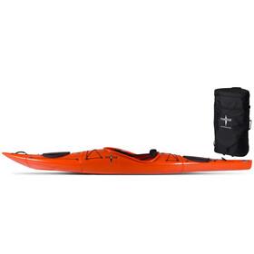 Pakayak Bluefin 14 Kayak Empaquetable, habanero